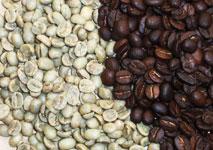 コーヒー生豆を焙煎してみる